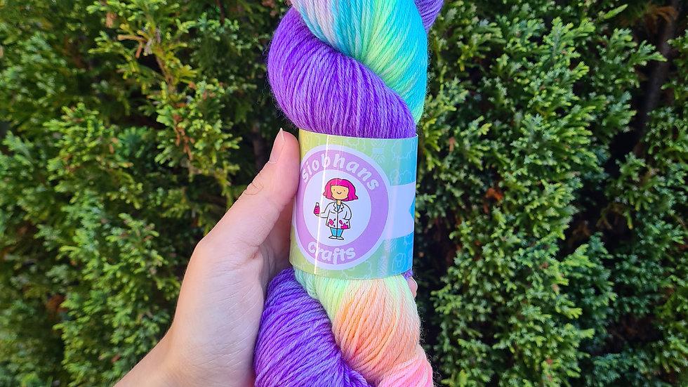 Dark lavender sherbert 18.7
