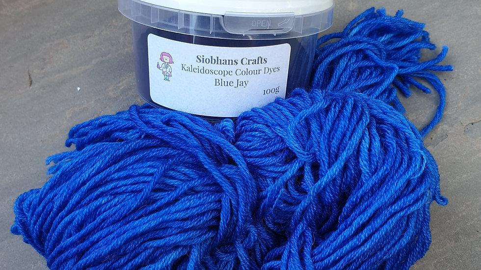 Blue Jay Acid Dye