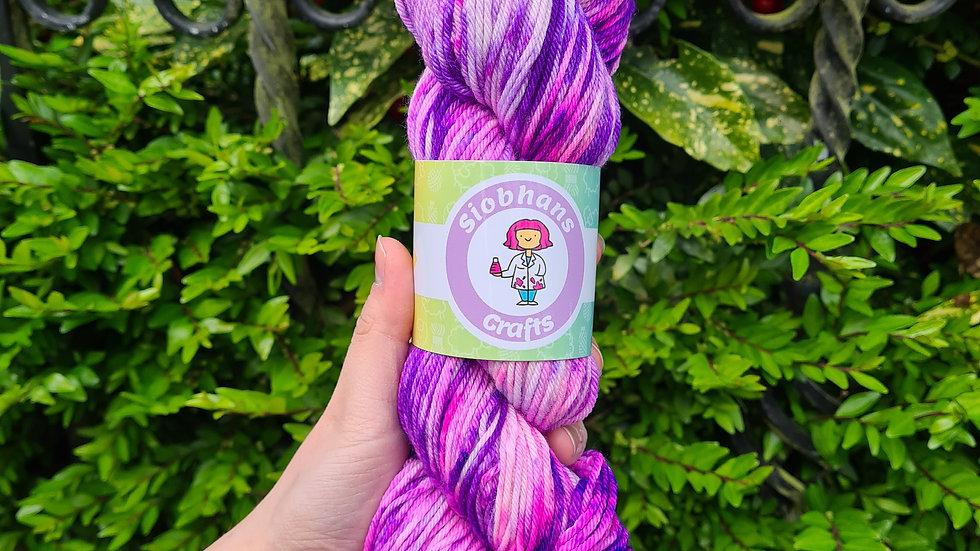 Purple Flower Bouquet 25.4