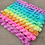 Thumbnail: Pastel Speckled Rainbow Minis