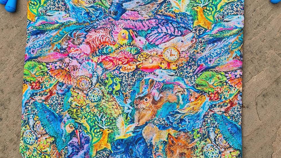 Enchanted Animals project bag