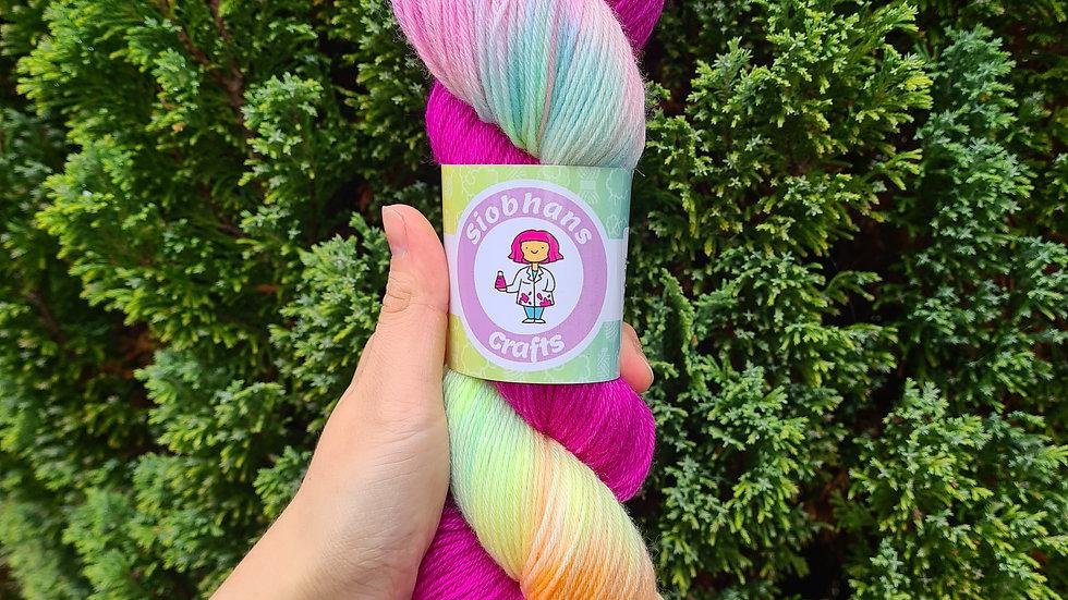 Raspberry Pastel Rainbow