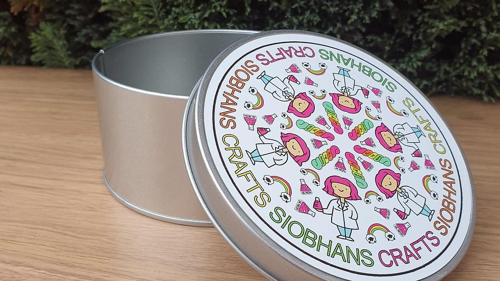 Siobhanscrafts Tin