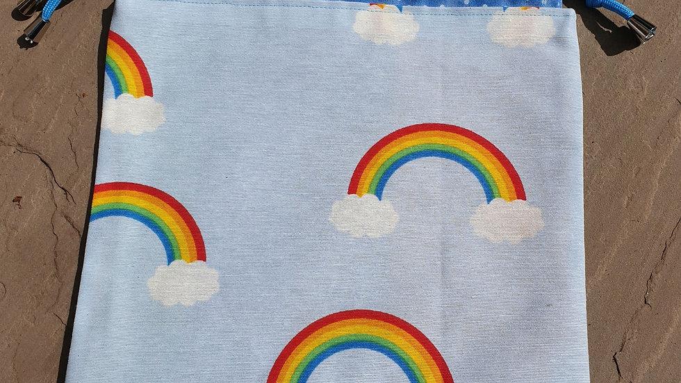 Rainbow project bag