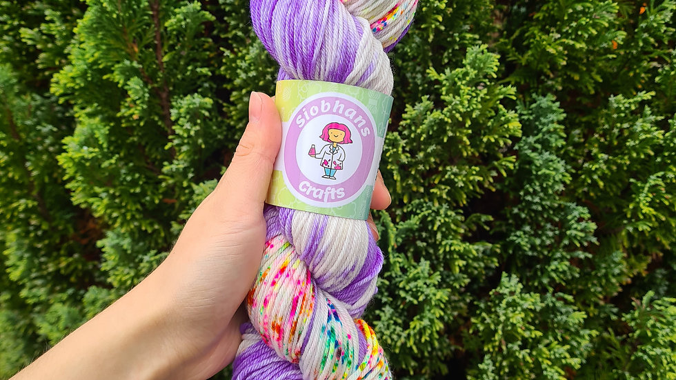 Lilac popping candy 12.9