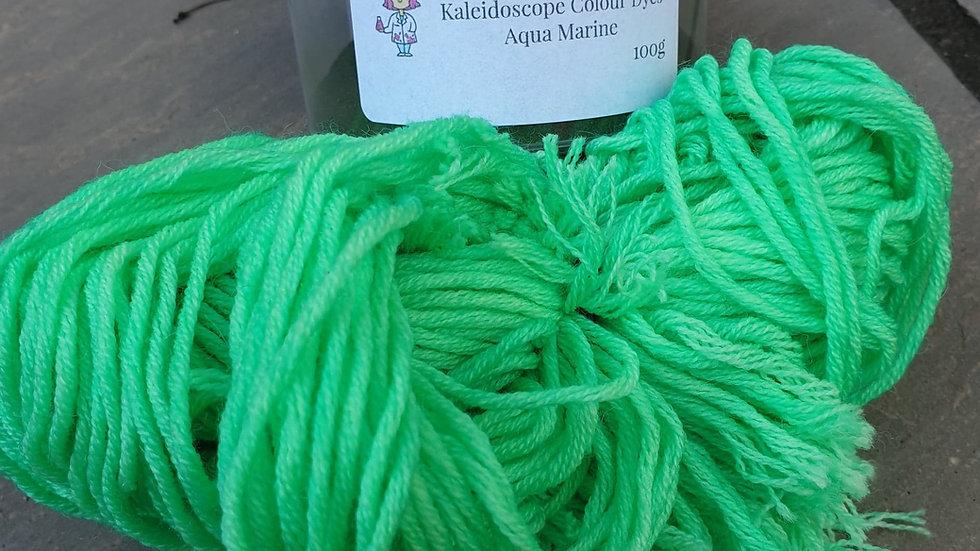 Aquamarine Acid Dye