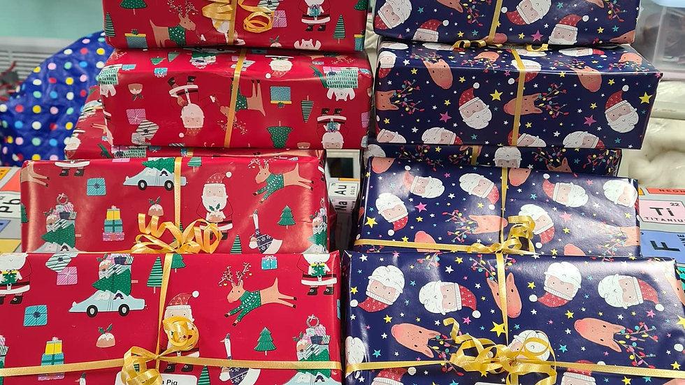Guinea pig Christmas boxes