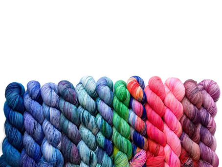 Chrysalis Yarn Co - Trunk Show  Saturday 8/7, 10a to 3p