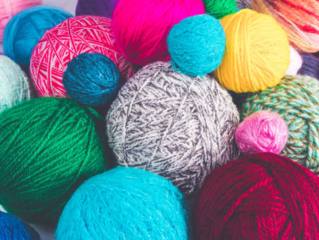 Stash Sale Benefitting Fiberfest!