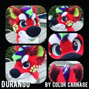 Durango the Canine