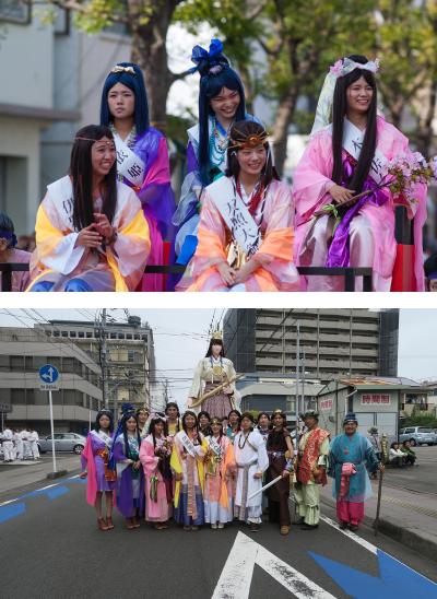 神々のパレード