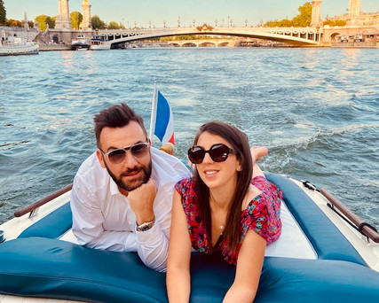 Birthday in Paris Seine river.jpeg