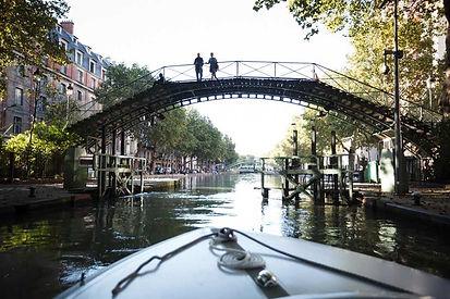 Canal St Martin cruise