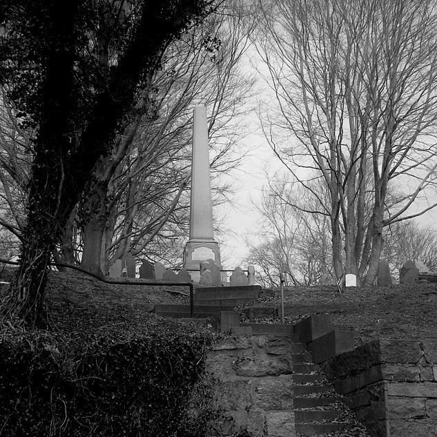 Burial Hill