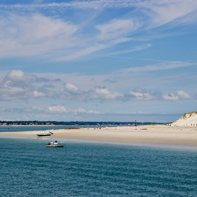 Long beach, Plymouth