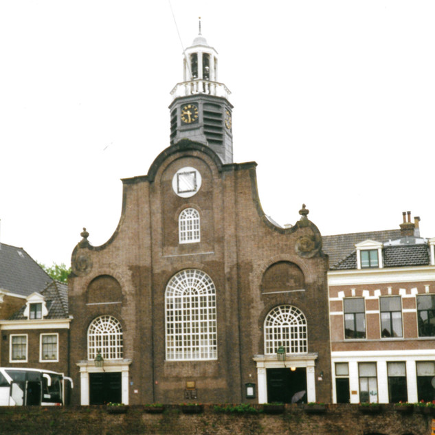 Pilgrim Fathers' church