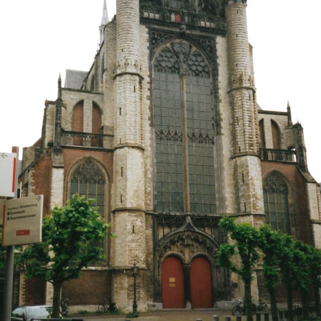 Leiden: St. Peter's Church