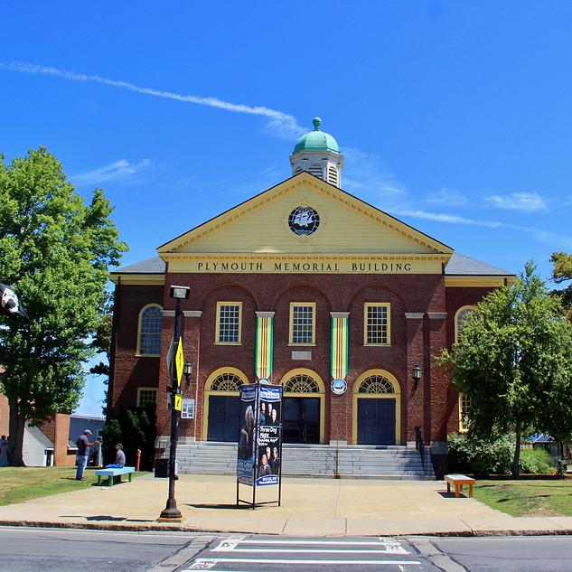 Plymouth Memorial Building
