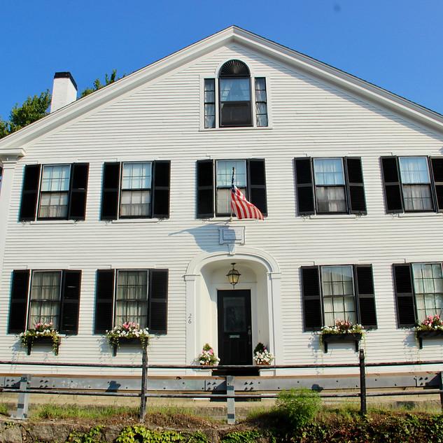 John Cotton's House