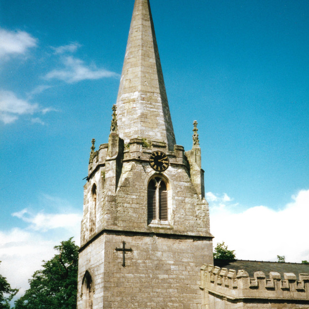 Scrooby St. Wilfrie's Church