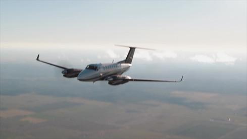 Black Hawk In Air