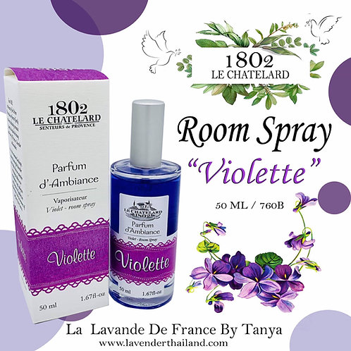 LC 1802 - ROOM SPRAY - 50ML - VIOLET