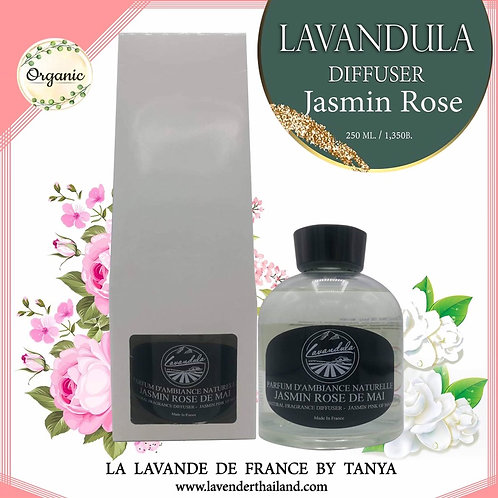 LAVANDULA JASMIN ROSE OF MAY DIFFUSER 250ML