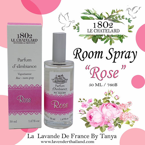 LC 1802 - ROOM SPRAY - 50ML - ROSE