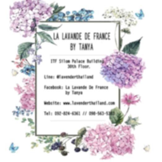 LA LAVANDE DE FRANCE BY TANYA .jpg