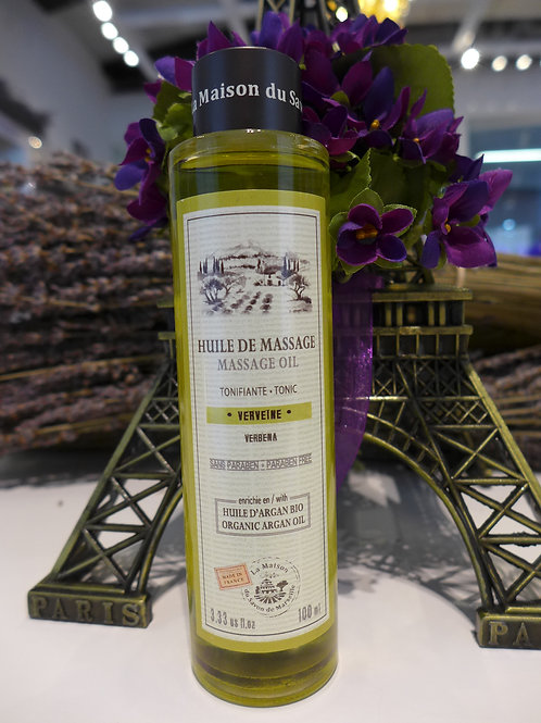 Verbena massage oil 100ml