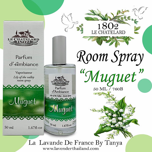 LC 1802 LILY OF THE VALLEY ROOM SPRAY 50ML