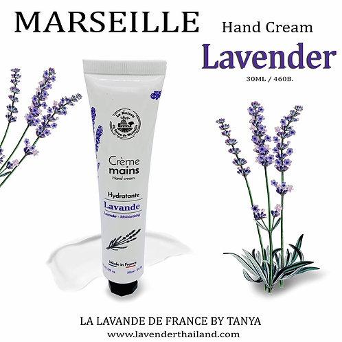 MARSEILLE - HAND CREAM - 30G - LAVENDER
