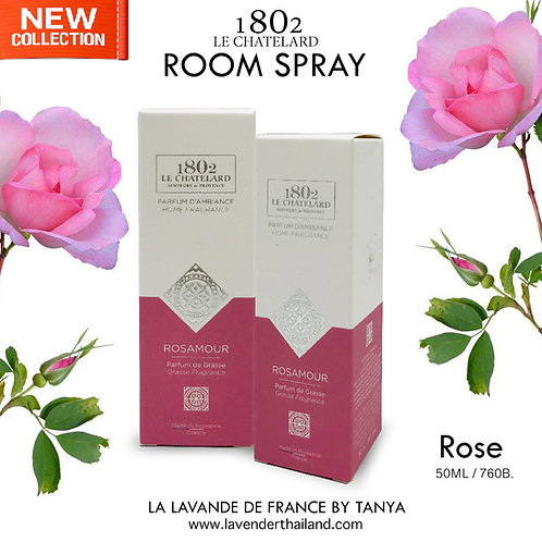 LC 1802  - ROOM SPRAY - ROSE - 50ML
