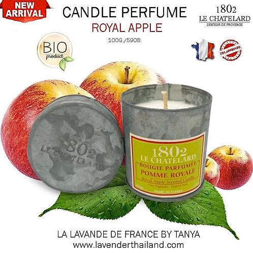 LC 1802 CANDLE PERFUME - ROYAL APPLE - 100G