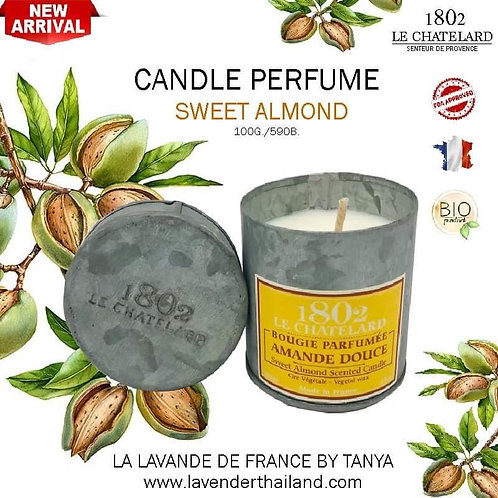 LC 1802 CANDLE PERFUME - SWEET ALMOND - 100G