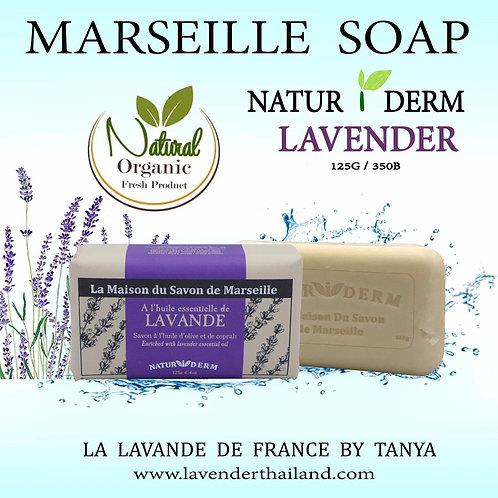 Lavender Natur I Derm Soap 125 gr
