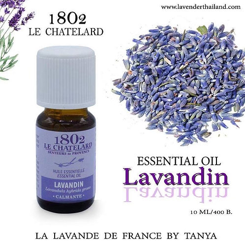 LC 1802 LAVANDIN essential oil 10ml