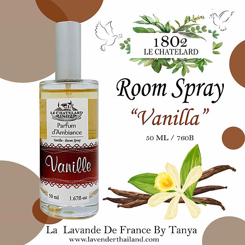 LC 1802 VANILLA ROOM SPRAY 50ML