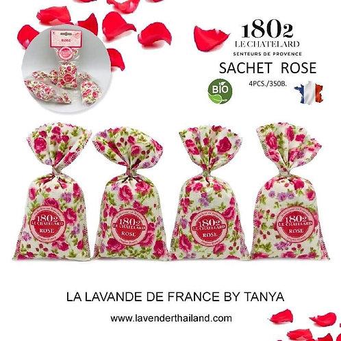 Rose string of 4 sachets