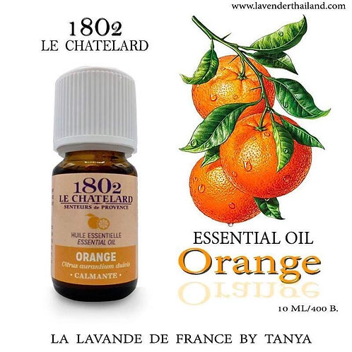 LC 1802 ORANGE PURE ESSENTIAL OIL 10ML
