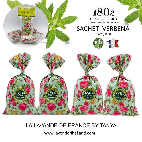 Verbena string of 4 sachets