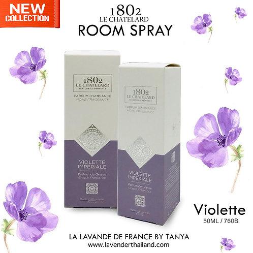 LC 1802 - ROOM SPRAY - VIOLETTE - 50ML