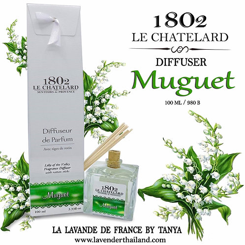 LC 1802 LILLY OF THE VALLEY DIFFUSER 100ML