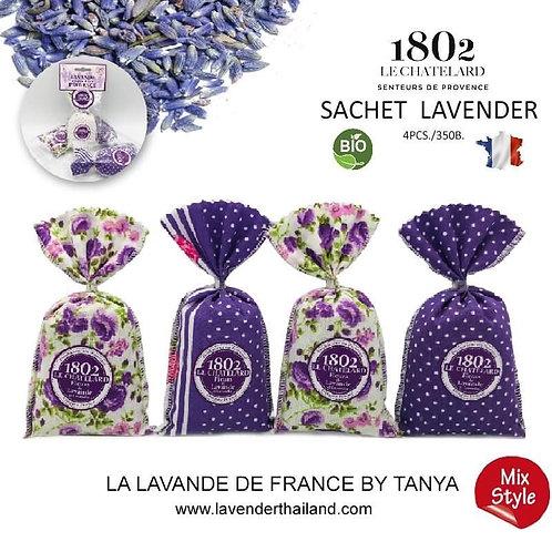 Luberon string of 4 lavender & lavandin sachets