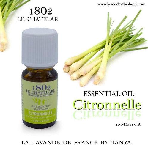 LC 1802 LEMONGRASS essential oil 10ml