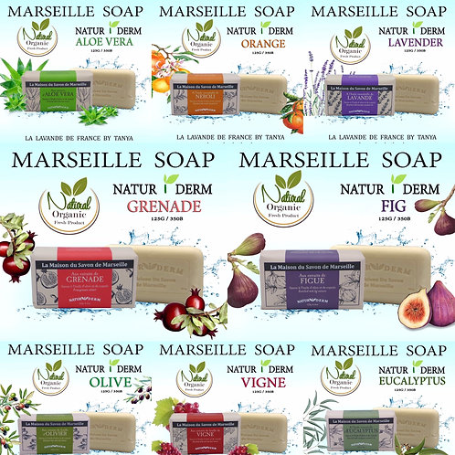 MARSEILLE NATUR I DERM SOAP BUY 1 GET 1 FREE