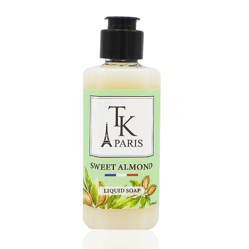 TKP - LIQUID SOAP  ORGANIC - SWEET ALMOND 100ML