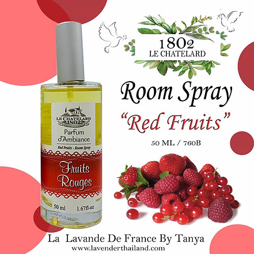 LC 1802 RED FRUITS ROOM SPRAY 50ML