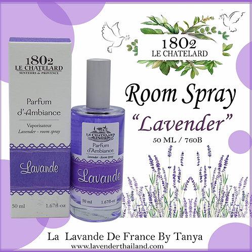 LC 1802 - ROOM SPRAY - 50ML - LAVENDER