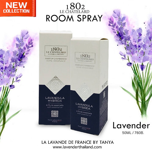 LC 1802 - ROOM SPRAY - LAVENDER - 50ML